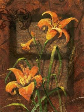 Day Lily I by Janet Stever