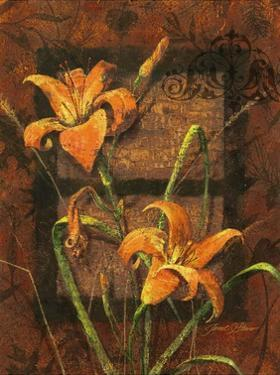 Day Lily II by Janet Stever