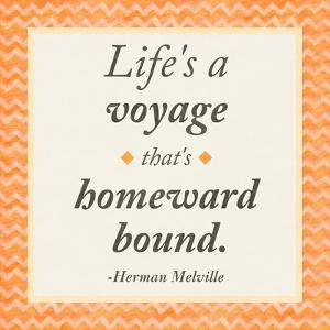 Life is a Voyage by Janice Gaynor
