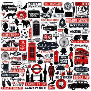 Cool Britania by Janie Secker
