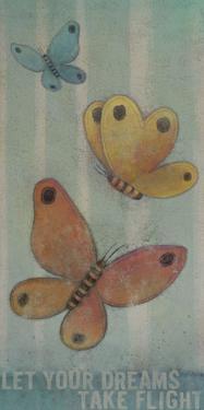 Dreams Take Flight by Janie Secker