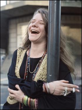 Janis Joplin- London 1969