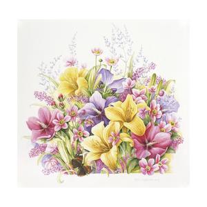 2011 September Bouquet by Janneke Brinkman-Salentijn