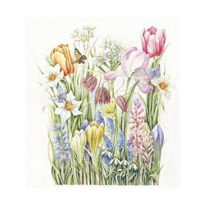 2013 March Bouquet by Janneke Brinkman-Salentijn