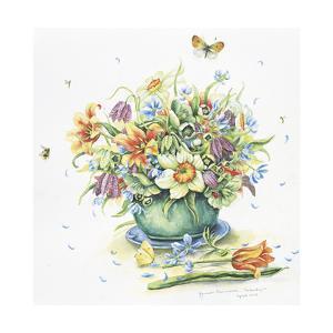 April Bouquet by Janneke Brinkman-Salentijn
