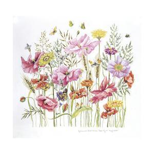 August Bouquet 2 by Janneke Brinkman-Salentijn