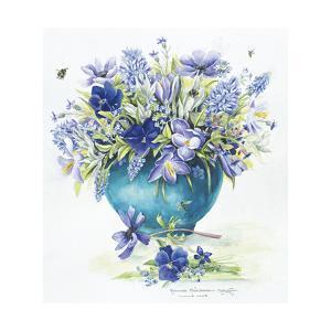 March Bouquet by Janneke Brinkman-Salentijn