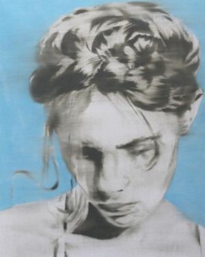 The Real Blue by János Huszti