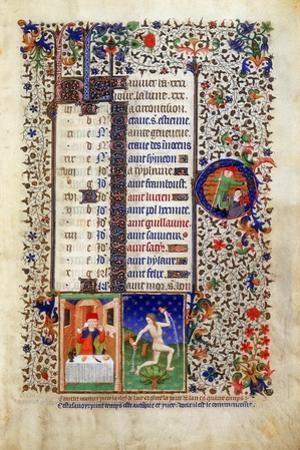January, Early 15th Century
