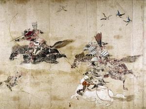 Japan: Gosannen War, C. 1086