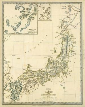Japan, Nagasaki, c.1835