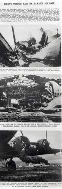 Japan's Wanton Raid on Hawaii's Air Base, 1941