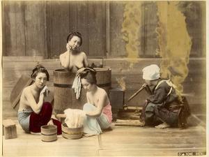 Japanese Home Bath