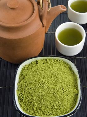 Japanese Matcha Tea, Japan, Asia