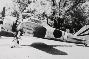 Japanese Mitsubishi A6m5 Zero 52 Military Airplane