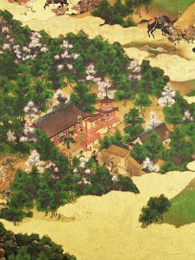 Heiji Uprising of 1159, Momoyama Period by Japanese School