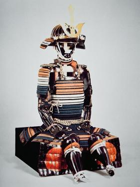 Samurai of Old Japan: Suit of Armour Worn by Toyotomi Hideyoshi, Momoyama Period, 1568-1600 by Japanese School