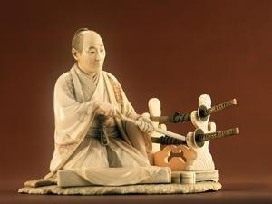 Samurai, Okinomo, Edo Period by Japanese School