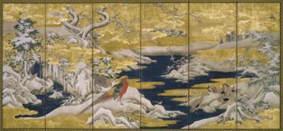 Japanese Screen II