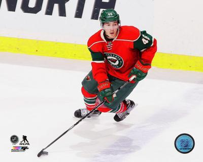 Jared Spurgeon 2014-15 Action