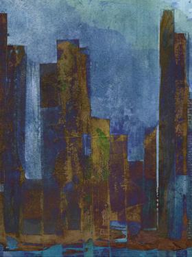 Urban Dusk I by Jarman Fagalde