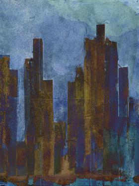 Urban Dusk II by Jarman Fagalde