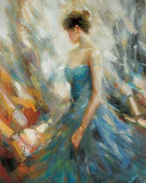 Blue Gown by Jarvis