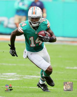 Jarvis Landry 2016 Action