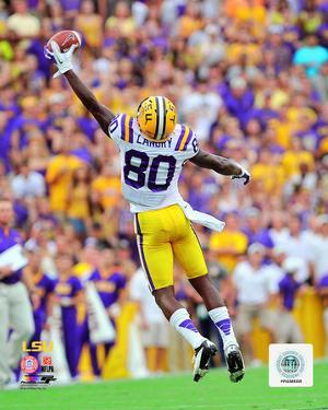 Jarvis Landry LSU Tigers 2012 Action
