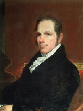 Portrait of Henry Clay by Jarvis