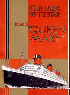 Queen Mary by Jarvis