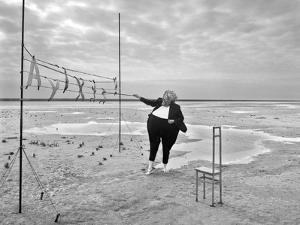 Buchstaben 5, 2015 by Jaschi Klein
