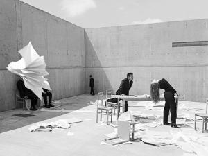 Konferenzen 10, 2015 by Jaschi Klein