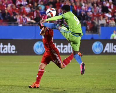 Mls: Playoffs-Seattle Sounders at FC Dallas by Jasen Vinlove