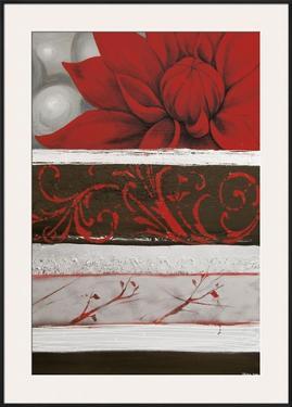 Sumptuous Red by Jasmin Zara Copley