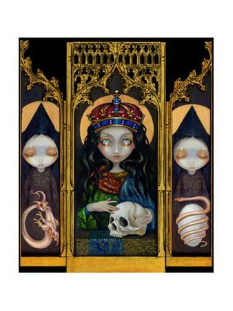 Alchemical Queen by Jasmine Becket-Griffith