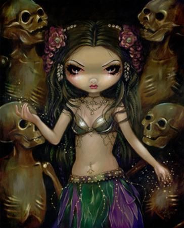 Danse Macabre : Tribal Fusion by Jasmine Becket-Griffith