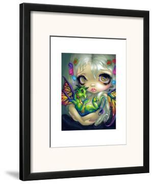 Darling Dragonling IV by Jasmine Becket-Griffith