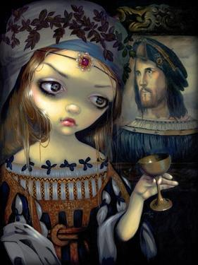 I Vampiri: Lucrezia Borgia by Jasmine Becket-Griffith