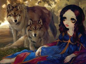I Vampiril Lupi by Jasmine Becket-Griffith