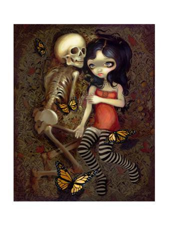 Im Almost With You by Jasmine Becket-Griffith