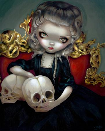 Les Vampires: Les Cranes by Jasmine Becket-Griffith