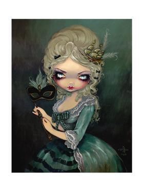 Marie Masquerade by Jasmine Becket-Griffith