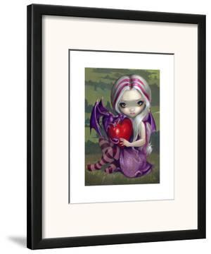 Valentine Dragon by Jasmine Becket-Griffith