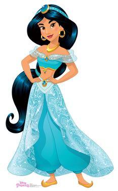 Jasmine - Disney Princess Friendship Adventures Lifesize Standup