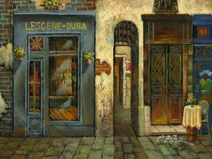 Lescene Dura by Jason Blackstone