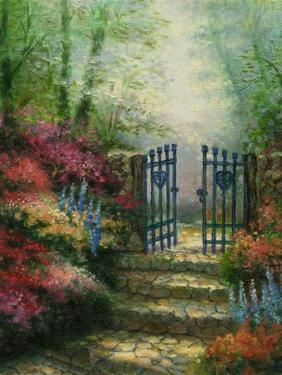 Misty Gate by Jason Blackstone