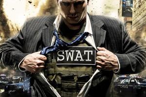 Answering the Call Swat by Jason Bullard