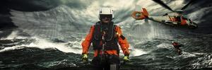 Deep Blue Rescue by Jason Bullard