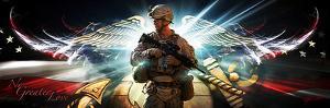 No Greater Love (Military) by Jason Bullard